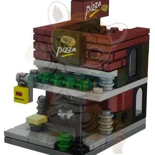 SEMBO BLOCK PIZZA HUT