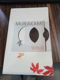 HARUKI MURAKAMI WIND