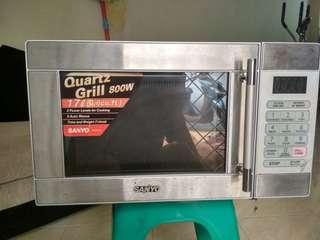 Microwave Oven SANYO EM-G1573V