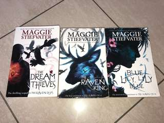 The Raven Boys Series