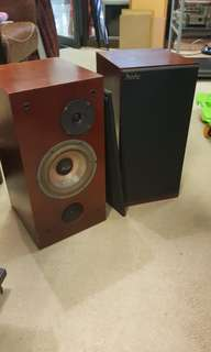 ProAc response two speakers