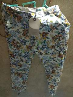 Zara kids pant soft collection
