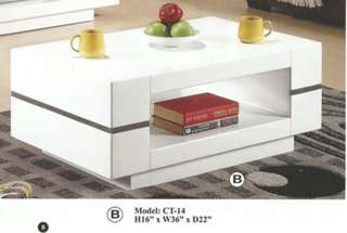 Coffee table model - CT14