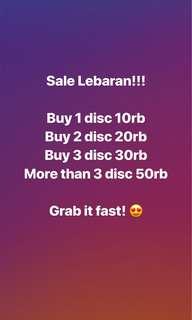 Sale Lebaran