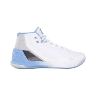 RUSH SALE!!! Under Armour CURRY 3 - MEN'S (Basketball White Shoes)