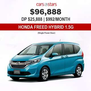 Honda Honda Freed Hybrid 1.5G