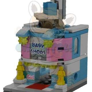 SEMBO BLOCK BABY SHOP