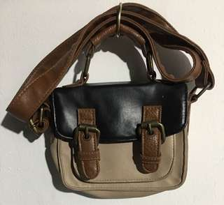 Sophie martin mini satchel/ bag