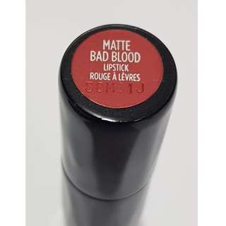 Urban Decay Matte Revolution Lipstick Matte Bad Blood