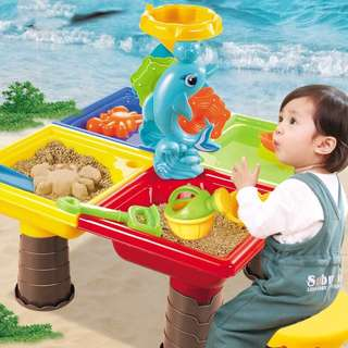 Square Table Sand Play-set
