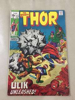 The Mighty Thor no.173