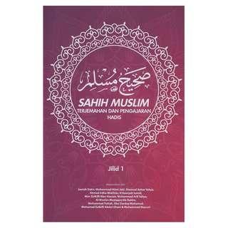 Sahih Muslim: Terjemahan dan Pengajaran Hadis (jilid 1)
