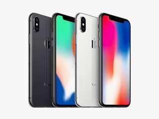 iPhone X / iPhone 8+