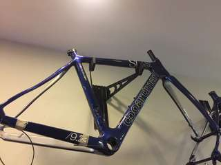 Boardman SLS Disc Frame Set