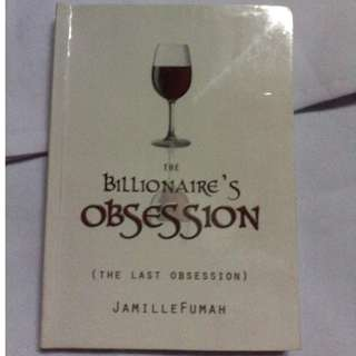 The Billionaire's Obsession by JamilleFumah