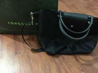 Class A Longchamp bag