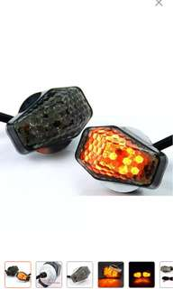 Signal led for motorcycle