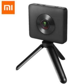99% NEW 冇用過 米家全景相機 360 Action Cam 小米