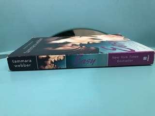 EASY BY TAMMARA WEBBER BOOK
