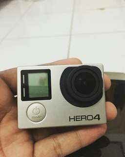 Jual GoPro HERO4 Black Edition