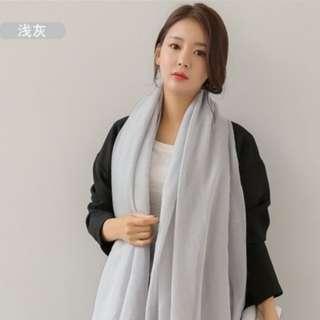Korean Style Cotton Scarf LIST2