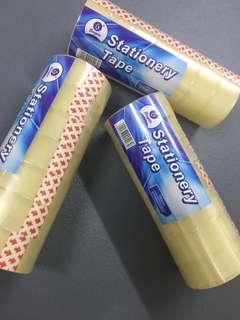 7pcs stationery tape 18mm width