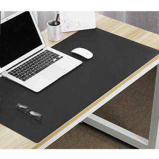Smooth Leather XL Large Mousepad