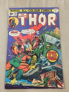 The Mighty Thor no.237