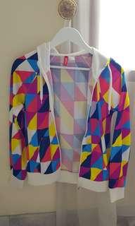 Colorful Jacket H&M