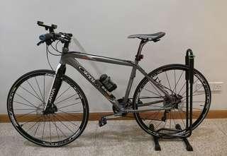 Own Orbea Hybrid Bike assembly