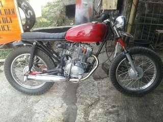Honda GL 125 tahun 82