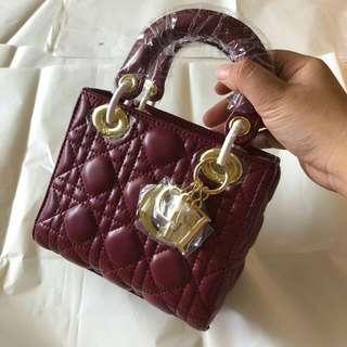 #KayaRaya Lady Dior Mini Ready Stock