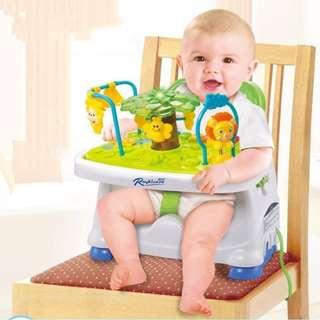 Baby Music & Feeding Seat