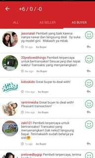 Testimony as a buyer