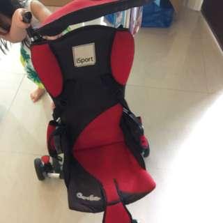 Isport Stroller