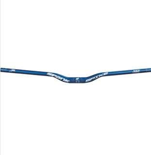 🆕! Spank 800mm Spike 30mm Rise MTB Race Blue Handlebar 31.8mm   #OK
