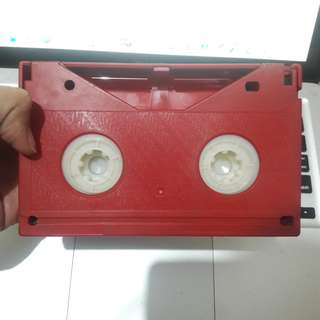 Video Cassette Betamax judul Kanan Kiri OK