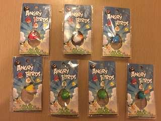 Angry Birds 憤怒鳥 電話繩