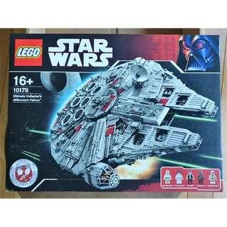 Lego Star Wars UCS Mellinnium Falcon 10179 MISB