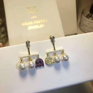 Hefang earrings