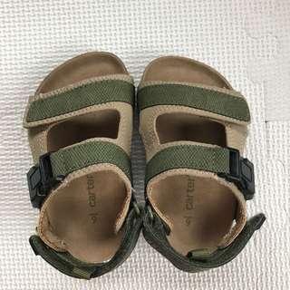 Toddler boy cork sole sandals