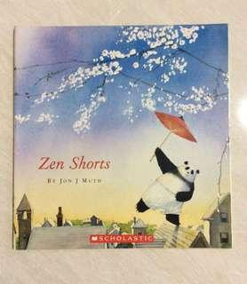 Scholastic - Zen Shorts (by Jon J Muth)