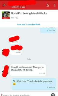Positive Feedback Buku Fixi
