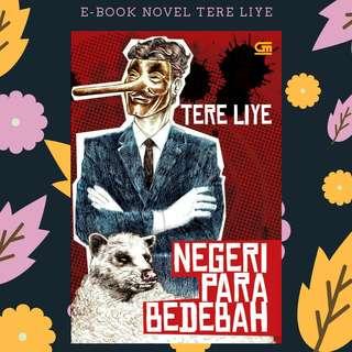 EBOOK PDF NOVEL NEGERI PARA BEDEBAH