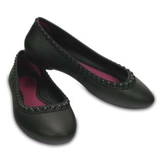 CROCS Lina Luxe Belly Flat