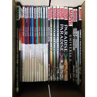 Marvel Comics Assorted (BULK)