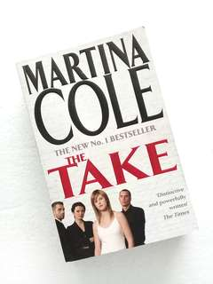 The Take by Martina Cole -British Book Award