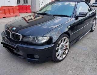 BMW E46 325 CI