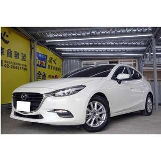 2016年 MAZDA3 魂動馬3 新車原廠保固中