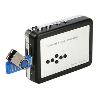 566.  Ezcap Old Cassette tape to MP3 converter